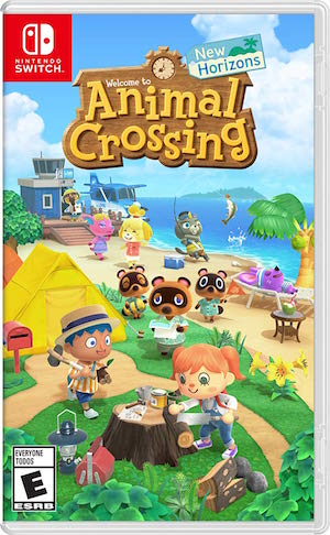 Animal Crossing New Horizons XCI
