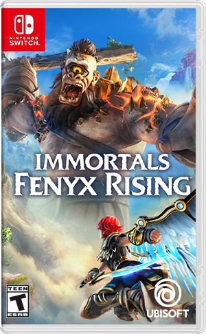 Immortals Fenyx Rising�
