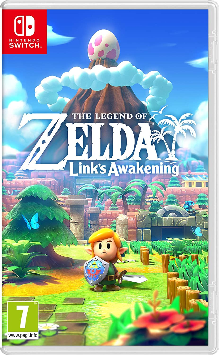 The Legend of ZeldaLink's Awakening 1.0.1 NSP